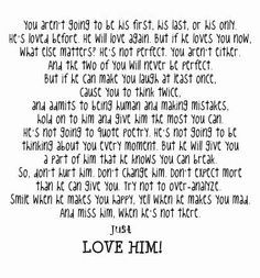 Love Him Quotes<3 on Pinterest | Love Quotes For Him, Romantic ...
