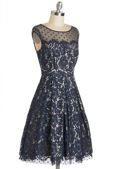 Chandelier to Ear Dress | Mod Retro Vintage Dresses | ModCloth.com