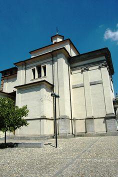 Inverigo (CO), Santuario di S. Maria della Noce