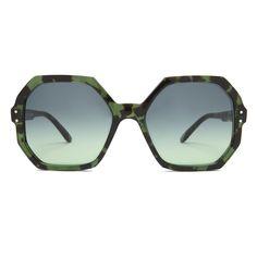 Yatton (1964) in Mint Choc Chip - Oliver Goldsmith Sunglasses #olivergoldsmith #sunglasses #yatton #mintchocchip