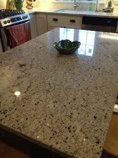 Loweu0027s Sensa Granite Blanco Gabrielle. Possible Contender...looks Alot Like  The Pental