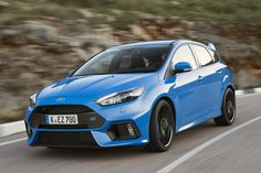 First drive review: Ford Focus RS 2016. #FordFocusRS #Ford