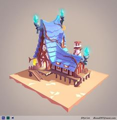 Animation Reference, 3d Animation, Prop Design, Game Design, Minimal Graphic Design, Low Poly Games, Isometric Art, Low Poly Models, 3d Artist