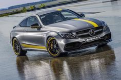 Mercedes-AMG C63 Coupe Edition 1 000