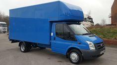2011/ 11 Ford Transit 115 T350EF Luton Box Van+ T/Lift 13.ft Grp body DRW