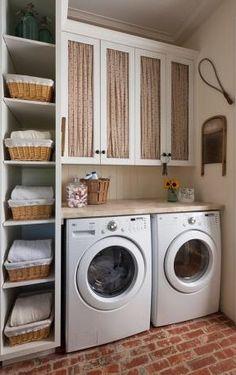 Salle de lavage supreme home salle de lavage laundry for Vanite salle de bain ikea
