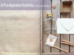 A Pre-Alphabet Activity with Montessori on Mars