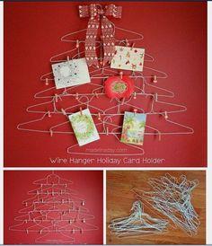 Easy card Christmas tree