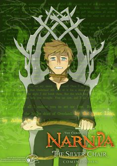 The Prince and the Enchanted Chair by ElykRindon on DeviantArt Aslan Narnia, Book Characters, Fictional Characters, Chronicles Of Narnia, Cs Lewis, Enchanted, Prince, Deviantart, Chair