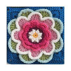 Crochet Blanket, Crochet Along, Styelecraft