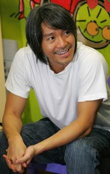 Stephen Chow - Kung Fu Hustle is one of my favorite movie. So inventive, original and very cool.