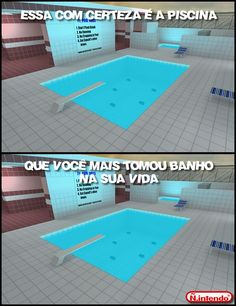 Oh, this pool... TERRORISTS WIN DAMNIT - Não Intendo