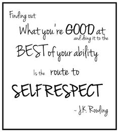 JK Rowling Quote by Amy Mac PR, via Flickr