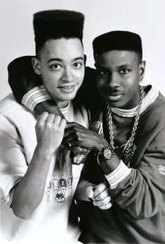 just dancing Kid-n-Play style