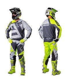 Fox Racing 180 NIRV - Motocross - FoxRacing.com