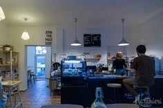 Mad drop espresso & brew bar / Bratislava, 2015