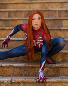 To celebrate the new Spidey film here is some Spiderman themed cosplay. Spiderman Cosplay, Superhero Cosplay, Spider Girl, Amazing Cosplay, Best Cosplay, Female Cosplay, Cosplay Outfits, Cosplay Girls, Bd Comics