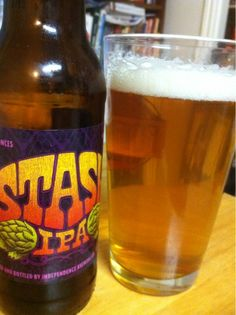 India Pale Ale: Stash IPA - Independence Brewing Company