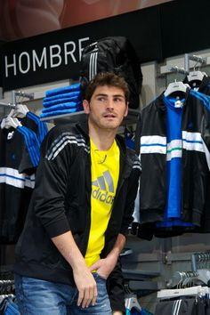 Iker Casillas - Iker Casillas Presents New Adidas Shoe