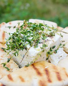 Love feta? Four ingr