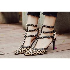 Aliexpress.com   Buy Roni Bouker Summer Women Sandals Woman High Heels  Ladies Sexy Strap Buckle Spikes Gladiator Sandals Women Pointed Toe Shoes  from ... 6adf0316aa47