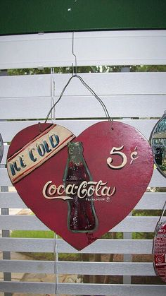 Ice Cold Coca Cola COKE