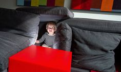 Constructing the perfect pillow fort. Rules: few. Comfort of a cave: high. Cleanup: well, there's that. Garden Nook, Build A Fort, Blanket Fort, Home Activities, Family Game Night, Heart For Kids, Perfect Pillow, Business For Kids, Ny Times