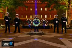 honor of peace officers memorial day