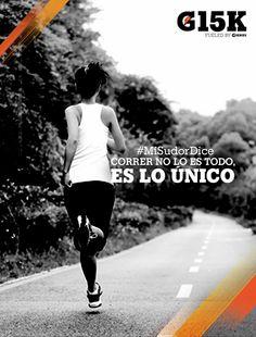 #MiSudorDice no necesito una razón, sólo una ruta. #G15K Running Women, Workout, Movie Posters, Movies, Films, Work Out, Film Poster, Cinema, Movie
