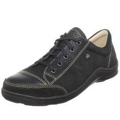 Finn Comfort Women's Soho - 82743,Black Minipoints/Nappa Seda Leather,36 EU (5-5.5 M US) *** See this great product.