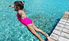 Κόρη γνωστής Ελληνίδας τρελαίνει το Instagram με τις βουτιές της One Piece, Swimwear, Instagram, Fashion, Bathing Suits, Moda, Swimsuits, Fashion Styles, Fashion Illustrations