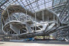 Eur, Centro Congressi, la Nuvola (Visita il nostro sito templedusavoir.org)