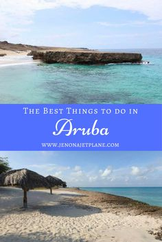 Explore Aruba and discover why it's called One Happy Island! Find out all the best things to go in Aruba, from exploring shipwrecks to off-roading.
