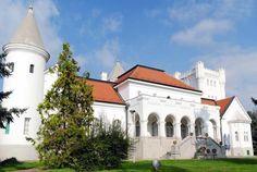 Fantast castle in Bečej, Vojvodina, Serbia