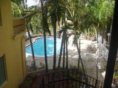 pool - Fort Lauderdale apartment rental