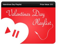 Valentine's Day playlist 2012
