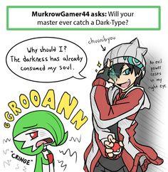 Ask Airalin groans like Tina from Bob's Burgers - Poke Ball Pokemon Comics, Pokemon Memes, Pokemon Funny, Pokemon Fan Art, Cool Pokemon, Pokemon Go, Pokemon Stuff, Video Games Funny, Funny Games