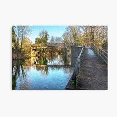 Framed Prints, Canvas Prints, Art Prints, Impressionist Paintings, Great Britain, Bridges, Avon, Art Boards, My Arts