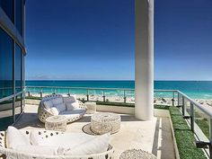 Search for Miami, FL, United States luxury real estate homes for sale and real estate information at Coldwell Banker Global Luxury International. Ocean House, Beach House, Small Places, Estate Homes, Luxury Real Estate, Miami Beach, Townhouse, Luxury Homes, Architecture Design
