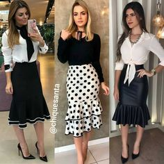 Mara Danttas on Instagra Skirt Outfits, Dress Skirt, Dress Up, Casual Work Outfits, White Outfits, Mode Vintage, Mode Style, Dress To Impress, Designer Dresses