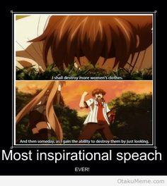 Must inspirational speech by a man