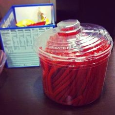 Here at KUSC, 70% of our support comes from listeners just like you. The other 30% comes from red vines.
