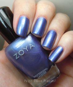 Zoya Prim by Paint Those Piggies!