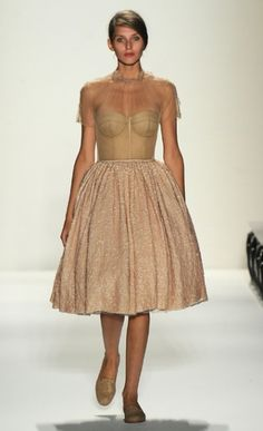 we'd have to modify the top part of this beautiful dress, after that i'd wear this to sleep.