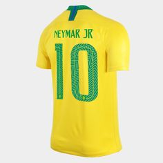 Extraordinary Nike Brazil 2018 World Cup Font Revealed - Footy Headlines Neymar Jr, Jersey Font, World Cup Kits, Nike World, World Cup Jerseys, New Number, Fifa 20, Sports Uniforms, Fifa World Cup