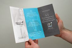 Check out Corporate TriFold Brochure by bouncy on Creative Market