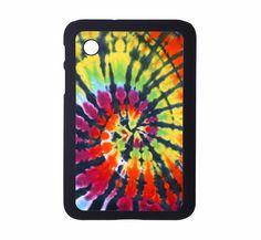 Protective Samsung Galaxy 2 (7.0) Tablet Case Tie Dye. $21.00, via Etsy.