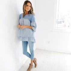 Lorraine Peasant Top | Brickyard Buffalo | Daily Boutique Deals Market