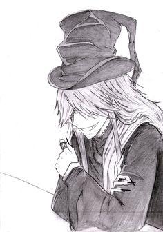 Kuroshitsuji - Undertaker by d0ubl2.deviantart.com on @deviantART