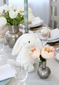 Spring Baby Shower from @Jenny Hobick - A Bunny Baby Shower